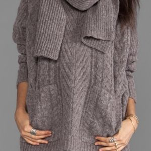 Marc Jacobs Wool blend Oversized Sweater Used